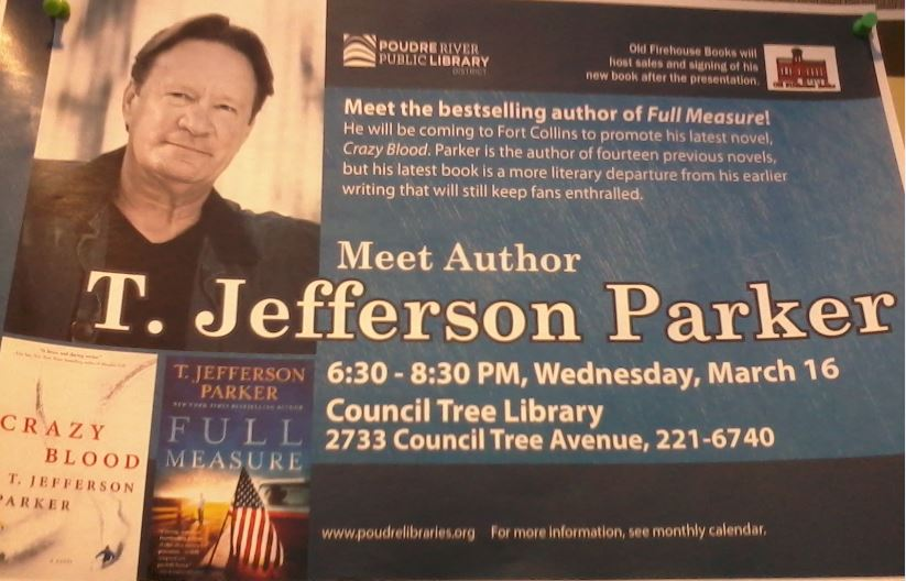 Poster T Jefferson Parker