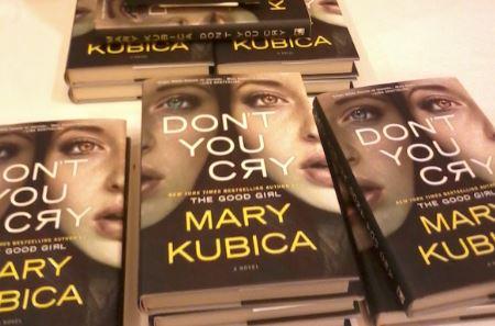 2016-05-18 Mary Kubica books