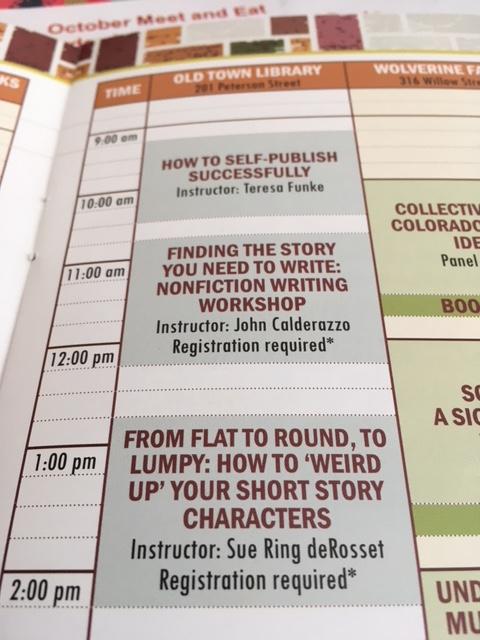 Fiction Workshop